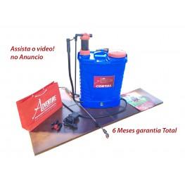 PULVERIZADOR COSTAL MASTER ELÉTRICO 2 EM 1 - ADVENTURE