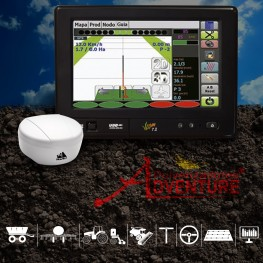 CONJUNTO GPS 7.2 BLUETOOTH / WIFI