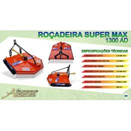Roçadeira Super Max  1300 AD