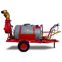 Atomizador super turbo canhão 2.000 Litros - Elétrico